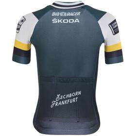 Bioracer Eschborn-Frankfurt 2017 Pro Race maglietta a maniche corte Bambino petrolio